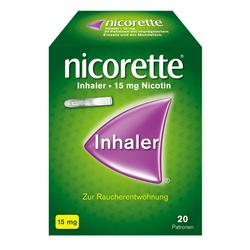NICORETTE INHALER 15MG